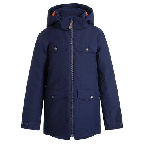 Куртка ICEPEAK Parkin jr 550041516XV размер 176, синий фото