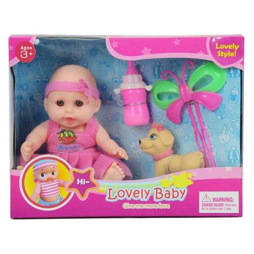 Пупс Shantou Gepai Lovely baby 15 см SPL371851