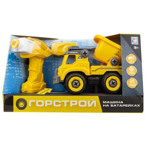Купить Винтовой конструктор 1 TOY Горстрой Т16959 Самосвал, Конструкторы