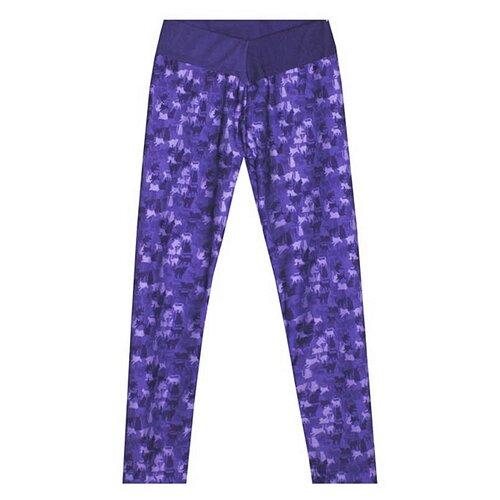 Леггинсы CATFIT размер 122, фиолетовый