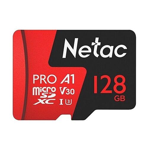 Фото - Карта памяти Netac NT02P500PRO-128G-S карта памяти netac nt02p500stn 016g s