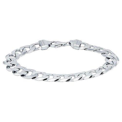 Фото - Silver WINGS Браслет из серебра 040002-297-19, 23 см, 31.27 г кольца silver wings 210031 297 39 birjuza