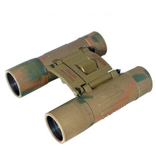 Бинокль Sturman 10x25 камуфляж недорого