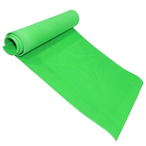 Коврик для йоги ЭВА 173х61х1,0 см (зеленый) B32218