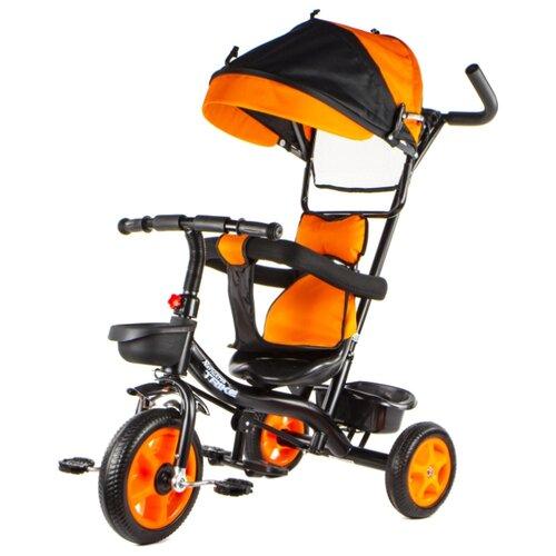 цена на Трехколесный велосипед Navigator Т17459 оранжевый