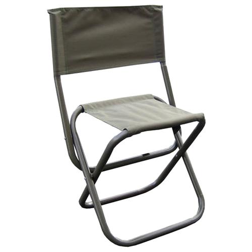 Стул Митек складной большой со спинкой хаки стул митек складной средний со спинкой