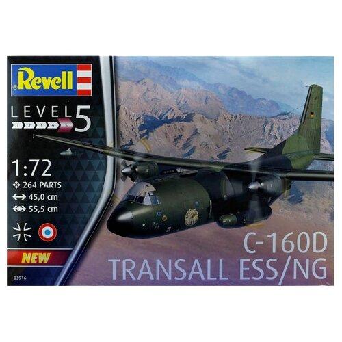 Купить Сборная модель Revell C-160 Transall Eloka (03916) 1:72, Сборные модели
