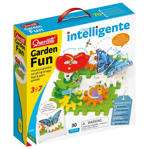 Конструктор Quercetti Georello 2367 Garden Fun