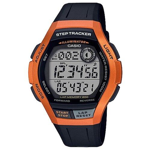 Наручные часы CASIO WS-2000H-4A наручные часы casio ws 2000h 4a