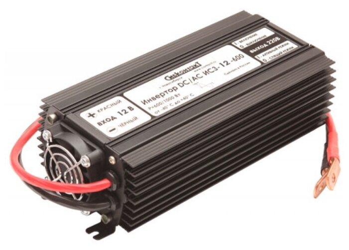 Инвертор СибКонтакт ИС3-12-600 DC-AC