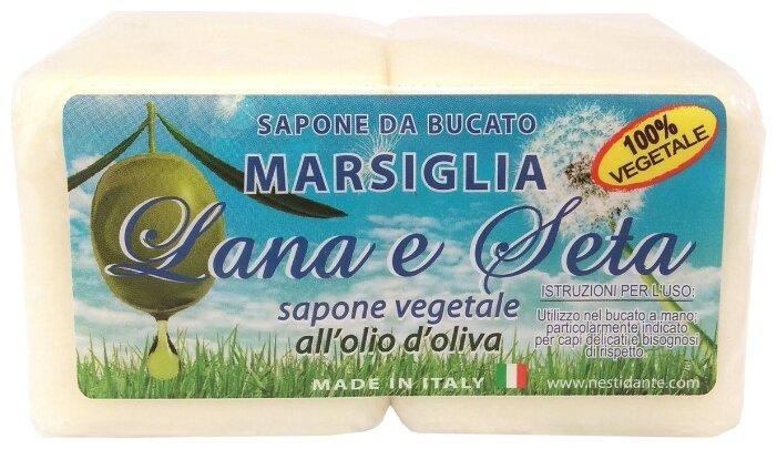Хозяйственное мыло Nesti Dante Lana e seta — купить по выгодной цене на Яндекс.Маркете