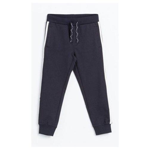 Брюки COCCODRILLO размер 134, синий спортивные брюки coccodrillo размер 134 антрацитовый