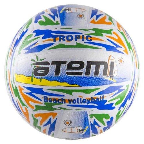 Волейбольный мяч ATEMI Tropic цветной