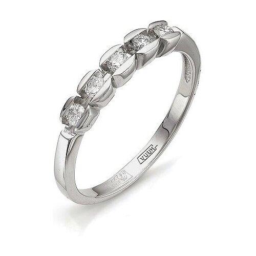 Мастер Бриллиант Кольцо с 5 бриллиантами из красного золота 1-105-504, размер 18 мастер бриллиант кольцо с 6 бриллиантами из красного золота 1 106 567 размер 18 5