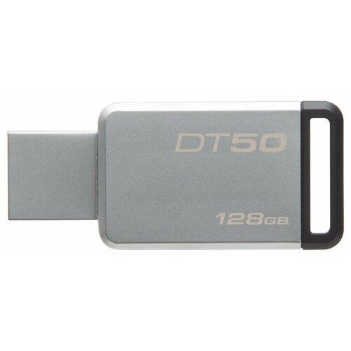 Купить Флешка Kingston DataTraveler 50 128GB