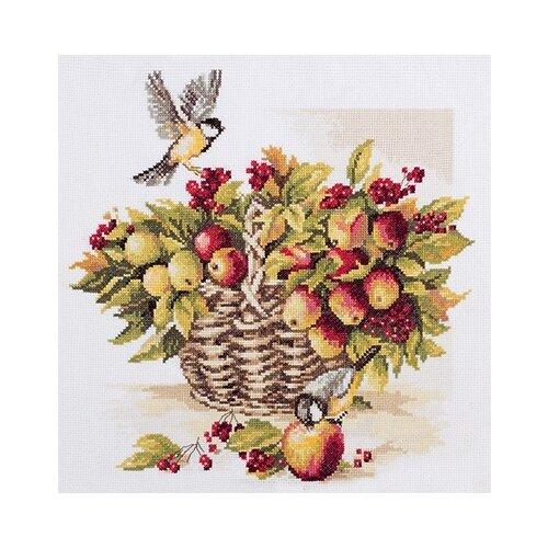 Купить PANNA Набор для вышивания Щедрый август 33.5 х 33 см (N-1716), Наборы для вышивания