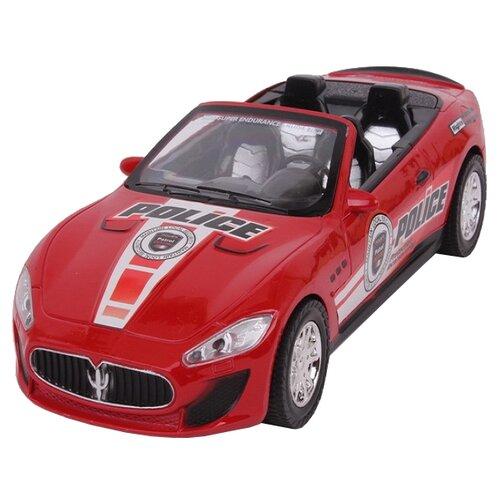 Легковой автомобиль Zhorya ZY499211 красный