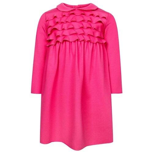 Платье Il Gufo размер 80, розовый