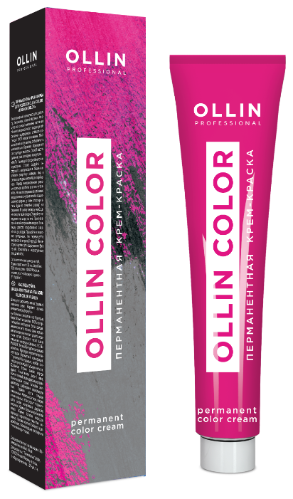 OLLIN Professional Color перманентная крем