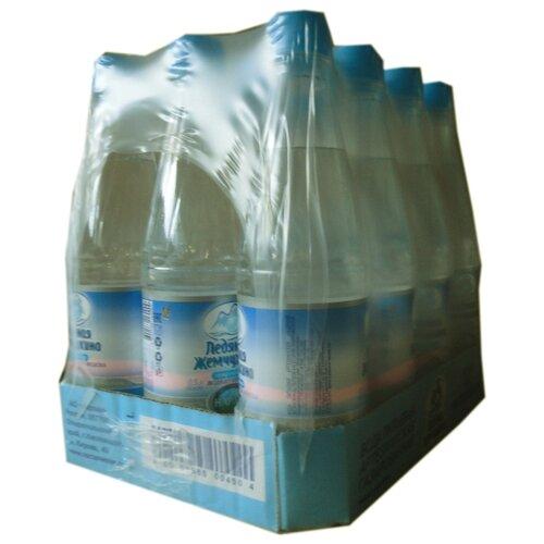 цена на Вода питьевая Ледяная жемчужина негазированная ПЭТ, 12 шт. по 0.5 л