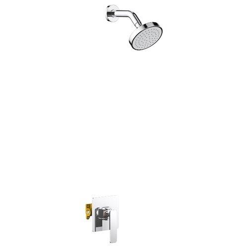 Верхний душ встраиваемый Timo Torne SX-4379/00SM хром верхний душ встраиваемый timo nelson sx 1391 02sm antique бронза