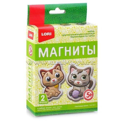 Купить LORI Магниты Счастливые котята (Пз/Г-017), Гипс
