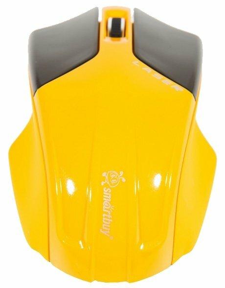 Мышь SmartBuy SBM-316AGL-Y Yellow USB