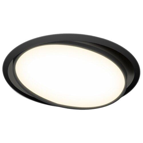 цены Встраиваемый светильник Donolux DL18813/23W Black R