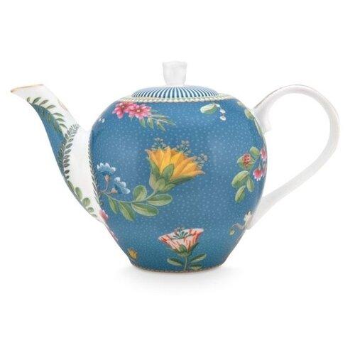 Чайник заварочный маленький Pip Studio La Majorelle Blue, 750 мл, 51.005.058