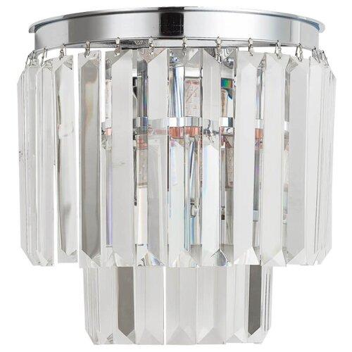 Настенный светильник Divinare Nova 3001/02 AP-2, 80 Вт бра светильник настенный divinare 3001 01 ap 2