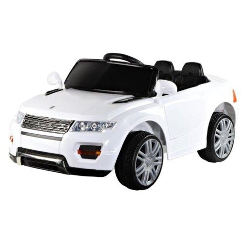 Купить Электромобиль City-Ride, на аккумуляторе 6V7Ah, 1 мотор, РУ, 110*60*50 см, до 30 кг., цвет белый, Электромобили