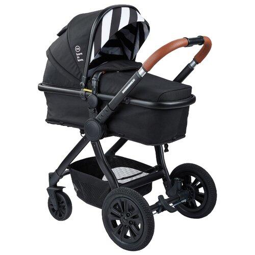 Купить Коляска-трансформер Happy Baby Mommer black, Коляски
