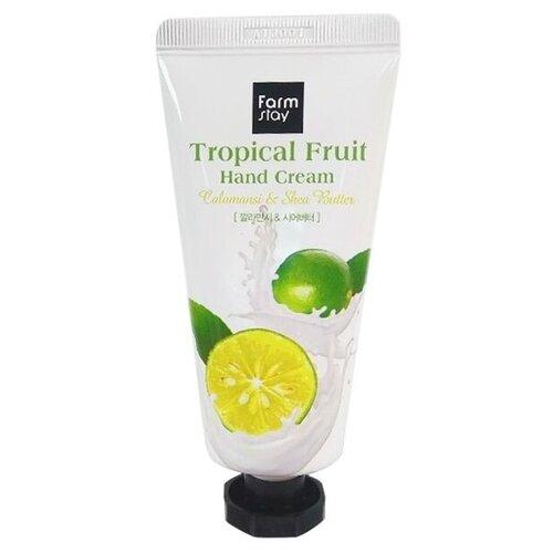 Крем для рук FarmStay Tropical Fruit Calamansi & Shea Butter 50 мл