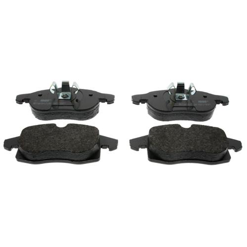 Дисковые тормозные колодки передние Ferodo FDB1520W для Opel Vectra, Opel Zafira, Opel Astra (4 шт.)