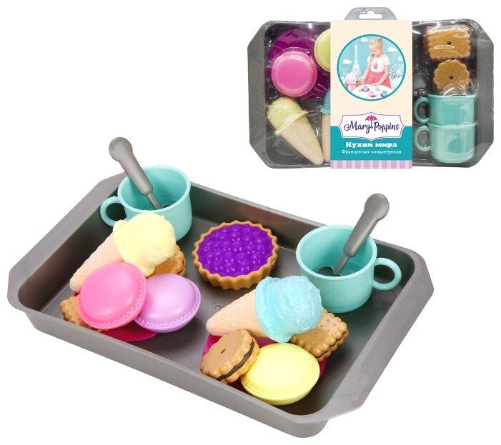Набор продуктов с посудой Mary Poppins Французская