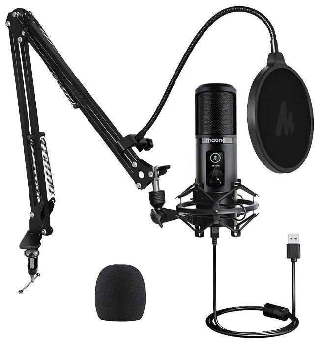 Микрофон Maono AU-PM421 — купить по выгодной цене на Яндекс.Маркете