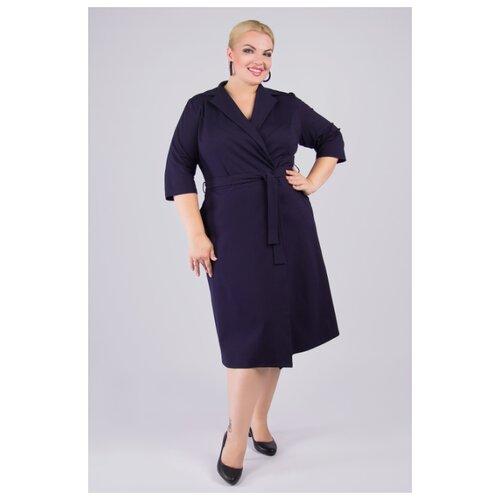 Платье ARTESSA PP60626DBL05 темно-синий размер 72-74