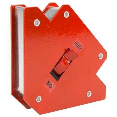 Магнитный угольник REXANT 12-4835 красный магнитный угольник start sm1603 75 lbs красный