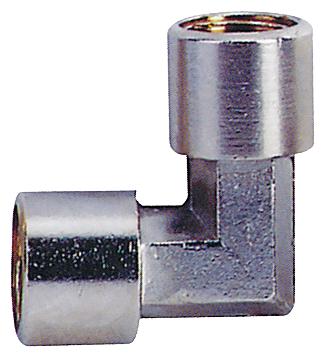 Переходник Fubag 180271 резьбовое соединение 3/8F, резьбовое соединение 3/8F