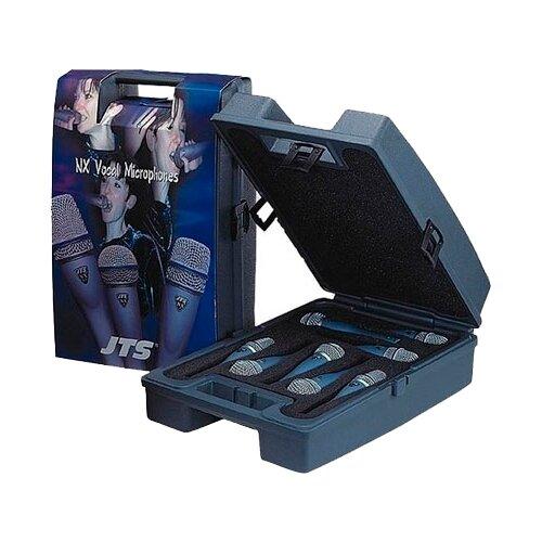 Комплект микрофонов JTS NXB-8V, синий