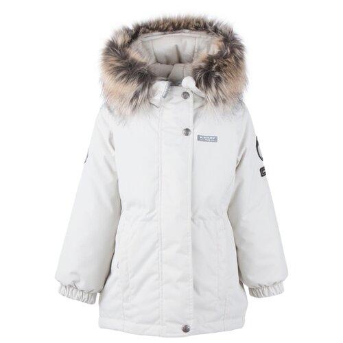 Купить Парка KERRY Maya K20430 размер 134, 00101 молочный, Куртки и пуховики