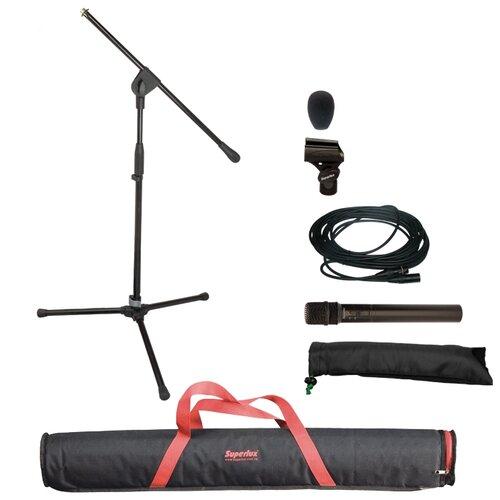 Микрофон Superlux MSK124P, черный