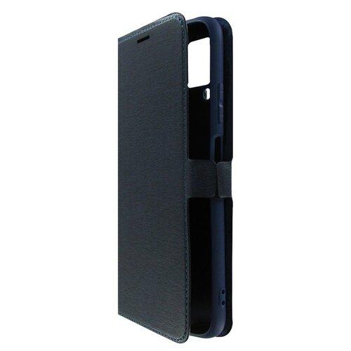 Krutoff / Чехол-книжка Krutoff для Huawei P40 Lite (Хуавей П40 Лайт) синий