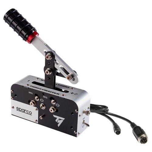 Комплектующие для руля Thrustmaster TSS Handbrake Sparco Mod+ серебристый/черный комплектующие