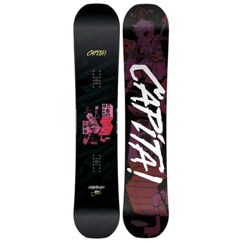 Сноуборд CAPiTA Horrorscope (20-21) черный/розовый 153