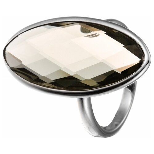 JV Кольцо с стеклом из серебра B3160-US-001-WG, размер 18.5 jv кольцо с стеклом из серебра b3160 us 008 wg размер 18
