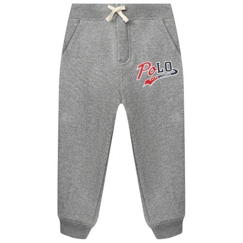 Купить Брюки Ralph Lauren размер 92, серый, Брюки и шорты