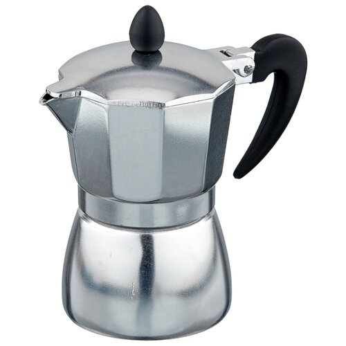 Гейзерная кофеварка Italco Soft (3 порции), металл