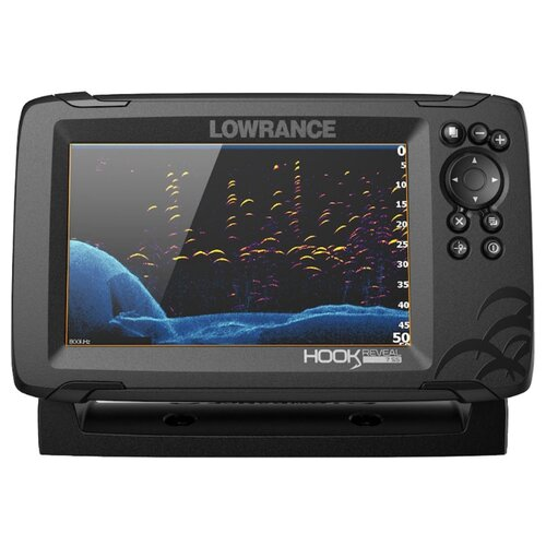 Эхолот Lowrance HOOK REVEAL 7 83/200 HDI