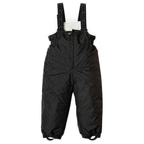 Купить Полукомбинезон Reike Basic (45 429) размер 80, 871 black, Полукомбинезоны и брюки